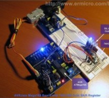 Using Serial Peripheral Interface (SPI) Master and Slave with Atmel AVR Microcontroller