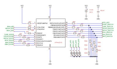 Schematic Playing Simon On A Hacked Farm Toy