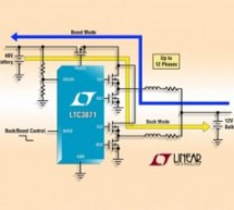 48V/12V DC/DC for automotive dual-rails offers bidirectional power flows