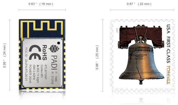 A Powerful Alternative of ESP8266 Wifi Module