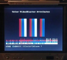 AVR VideoBlaster: How about NTSC color video on a single chip with just 2 resistors?
