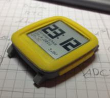 Chronio – Low power Arduino based (smart)watch