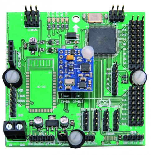 Circuit Building A Quadcopter For Newbie