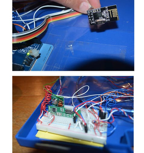 Circuit ThiDom Home automation