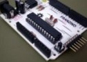 Franzino is a low cost Arduino standalone board