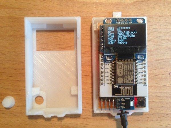 Internet-of-Things Power Meter