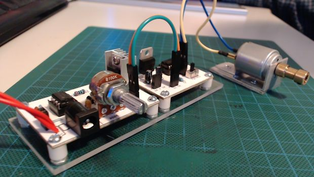 L293D Motor Direction Control for Under $2.20