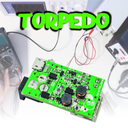 TORPEDO an all-purpose switched-mode power supply