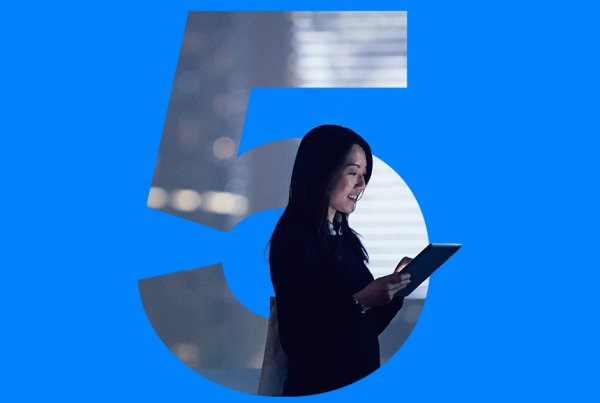 Bluetooth 5 Is Here!