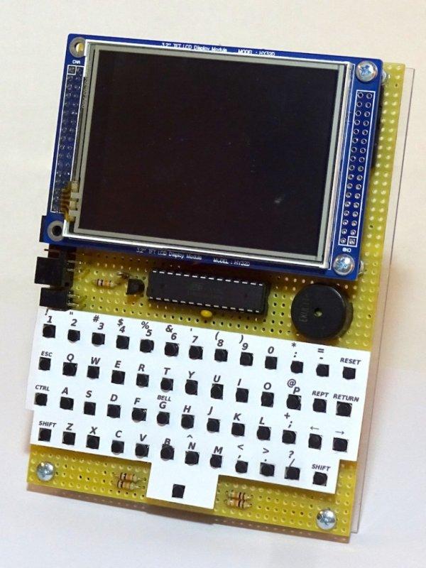 Emulate an Apple ][ on an AVR Microcontroller