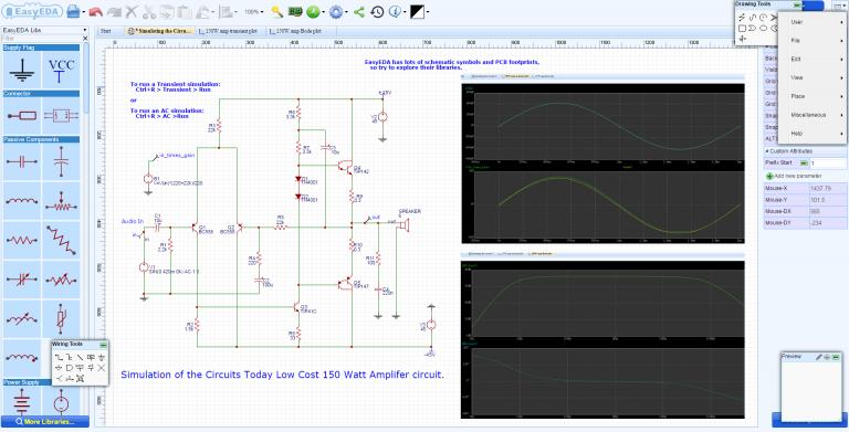 Scalar Network Analyser