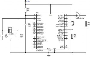 Using-Push-Button-Switch-with-Atmega32-using-Atmel-Studio-600x390