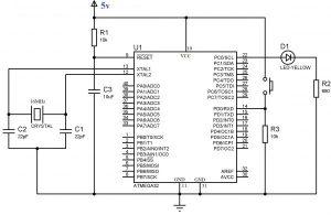 Using-Push-Button-Switch-with-Atmega32-using-Atmel-Studio-600x390