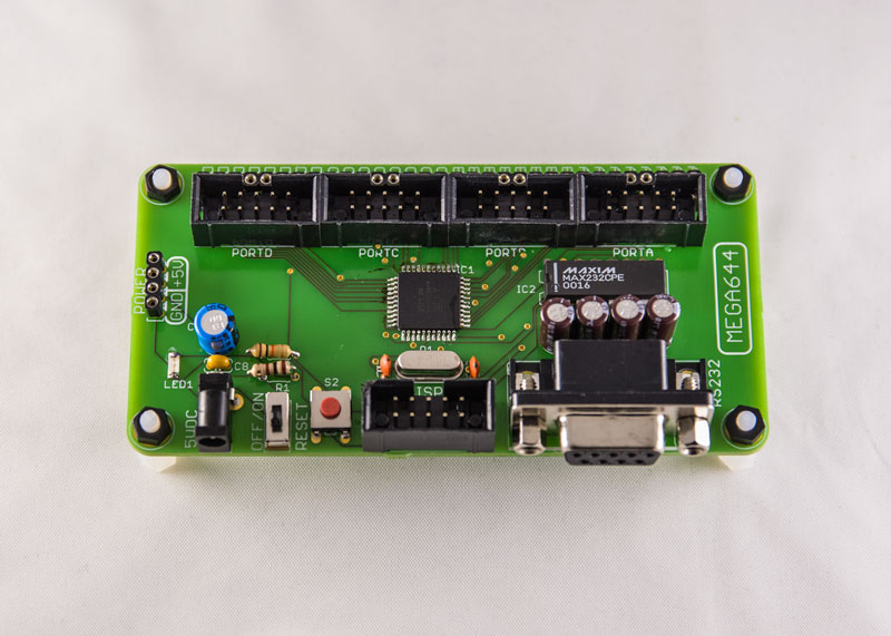 ATMega644 Board