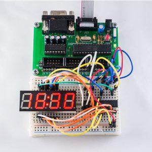LED Driver MAX7219 - clock