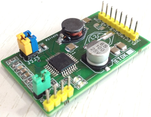 3A Thermoelectric Cooler (TEC) Driver