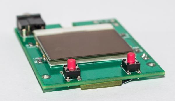 Dintervalometer, A Custom Made Intervalometer For DSLR Cameras