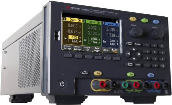 Keysight Technologies' E36300 series bench power supplies