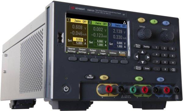 Keysight Technologies' E36300 series bench power supplies