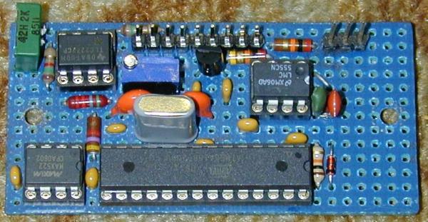 Arduino LFO Waveform Generator V2