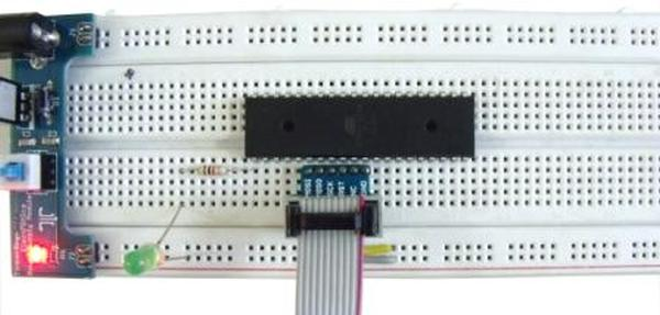 Interrupt in AVR Atmega32A Microcontroller