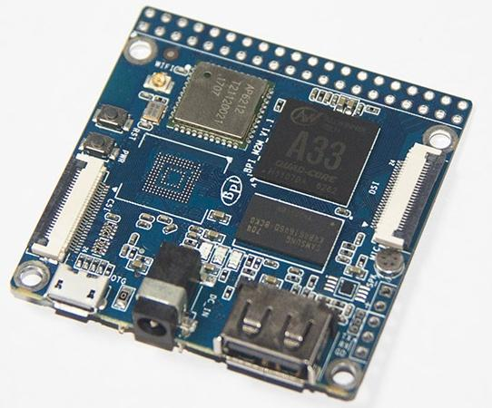 BANANA PI M2 MAGIC, SMALLEST BANANA PI BOARD