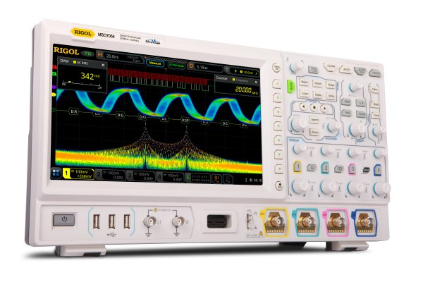 7-into-1 Oscilloscope features a 10.1″ touch-color display