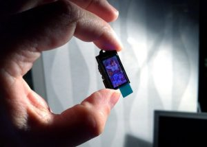 A Wearable Tiny Video Pendant