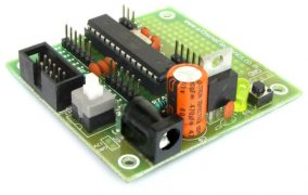 Avr Atmega8 Microcontroller – An Introduction
