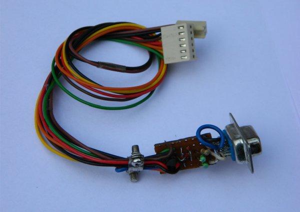ISP Programmer for ATmega32 Microcontroller
