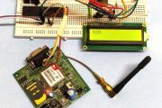 Interfacing GSM Module with AVR Microcontroller: Send and Receive Messages