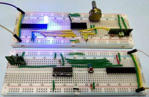 Interfacing RF module with Atmega8 Communication between two AVR Microcontrollers