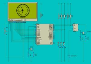 Proteus isis circuit diagram