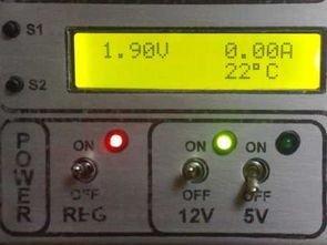 ADJUSTABLE POWER SUPPLY CIRCUIT 0 30V LCD