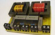 240W ELECTRONIC BALLAST CIRCUIT IR2104 ATMEGA48 CONTROLLED