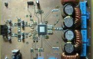 DIGITAL CLASS D AMPLIFIER PROJECT TAS5613 TDA9859 ATMEGA128