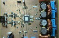 DIGITAL CLASS D AMPLIFIER PROJECT TAS5613 TDA9859 ATMEGA128