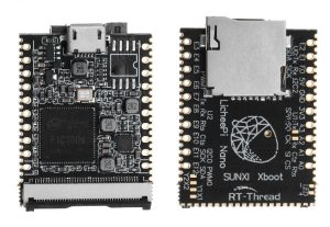 LicheePi Nano high-performance SD card sized Linux board based on an ARM9 core