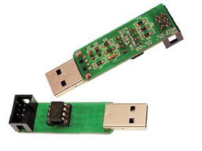 TINY USB PROGRAMMER AVR MICROCONTROLLERS AVRDUDE