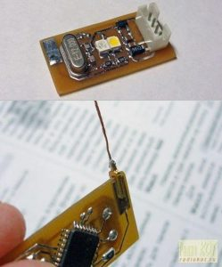 atmega8-usb-mail-notifier