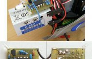 BATTERY ALARM CIRCUIT FOR MODEL HELICOPTERS ATTINY13