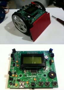 sumo-robot-software-design-robot-electrical-design-pcb-robot-chassis-design