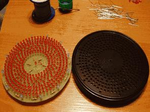 ANALOG LED CLOCK CIRCUIT