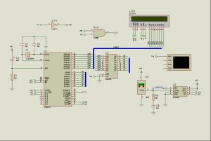AT89C52 APPLICATIONS EXAMPLE SCHEMATIC (2)