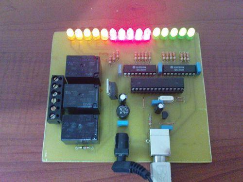 ATMEGA8 USB CONTROL CIRCUIT TEST (3)
