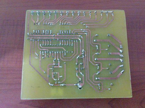 ATMEGA8 USB CONTROL CIRCUIT TEST (4)