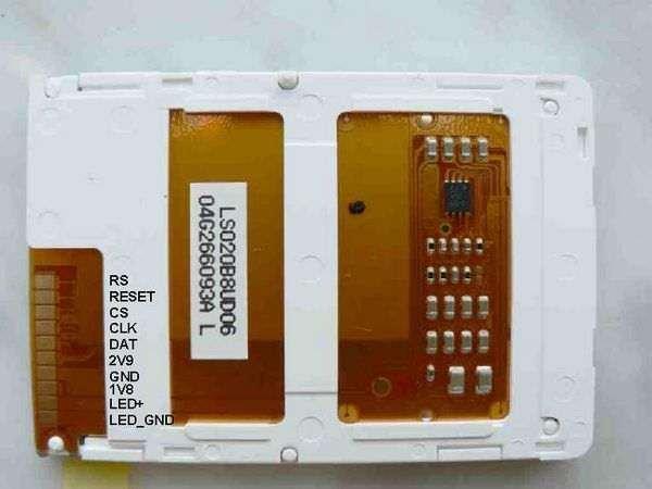 ATMEL ATMEGA128 SIEMENS S65 (2)