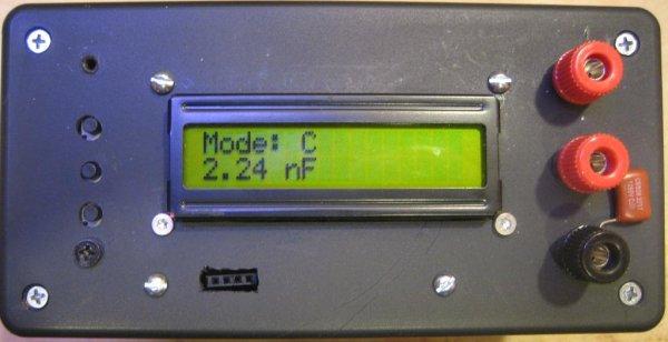 Capacitance Measurement