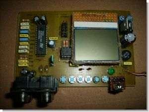 DIGITAL AUDIO CONTROL CIRCUIT