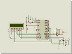 Proteus simulation based avr projects - ATMega32 AVR | AVR